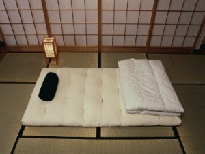 futon- traditional style