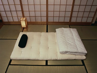 Futons overview and brief history of styles for Futon e tatami
